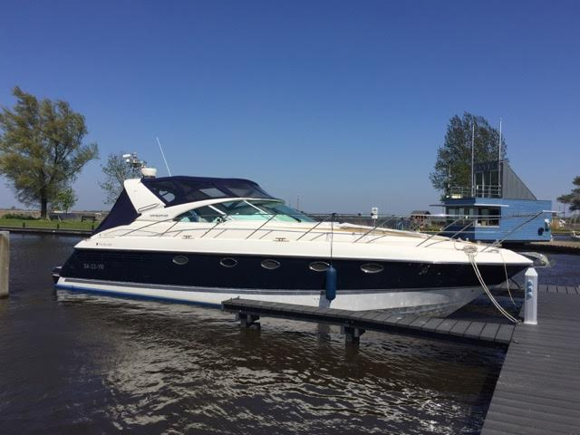 Fairline 42 like new from 2001