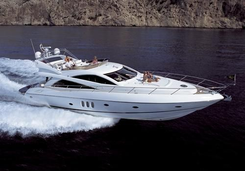 Sunseeker Manhatten 66 2007